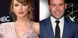 Taylor Swift Lashes Scooter Braun, Says He Doesn't Know What Art Is Like