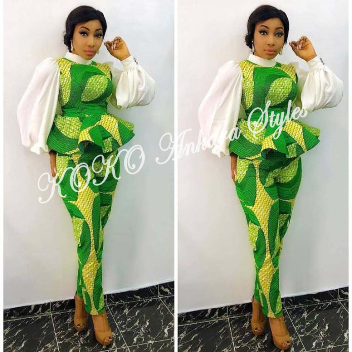 Attention All Boss Ladies! 7 Modern And Classy Way To Rock Ankara To Work 5