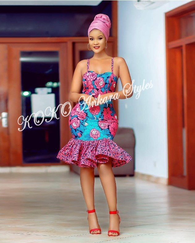 Ankara Styles: Flaunt Your Hot Curves In These Sizzling African Prints 3