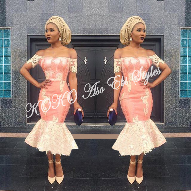 Aso-ebi: Channel Your Inner Diva In These 5 Glamorous Designs 3