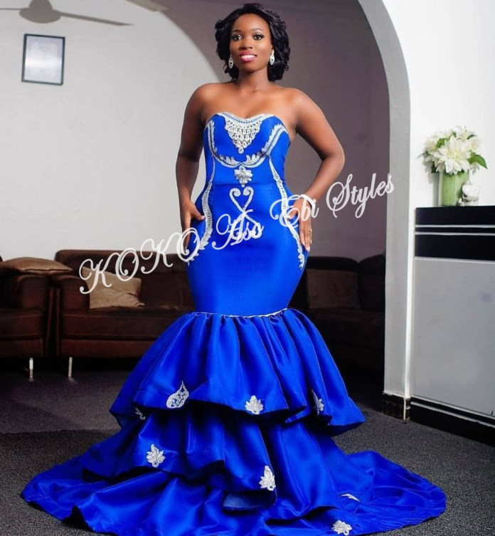 Hottest! These 5 Aso-ebi Styles Are The Glam In Glamorous 1