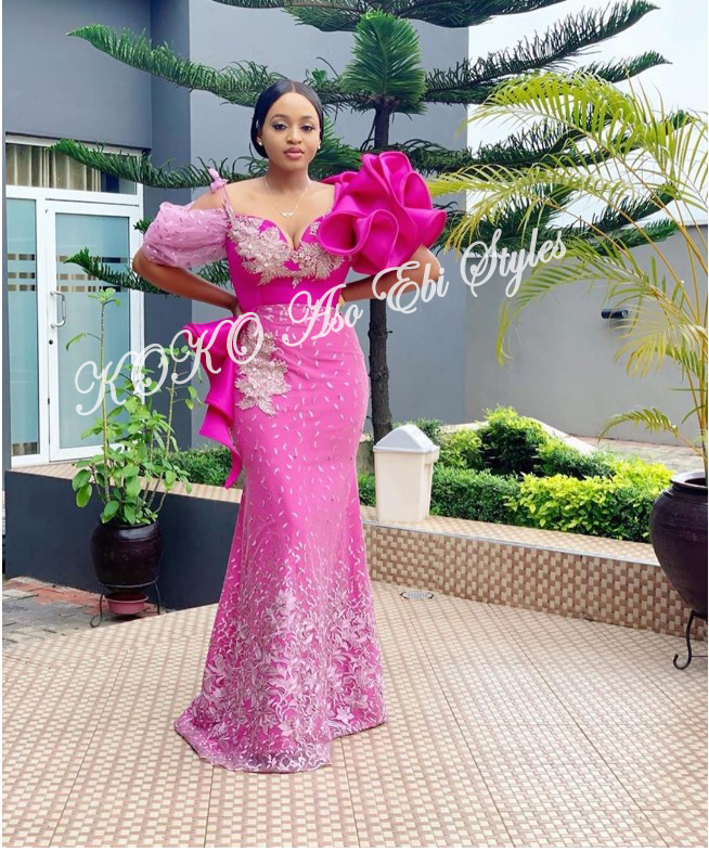 Hottest! These 5 Aso-ebi Styles Are The Glam In Glamorous 2