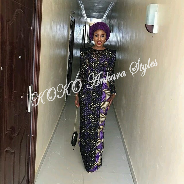 Ankara Styles: You Can Only Look Nothing Less Than Elegant in These Adorable Styles