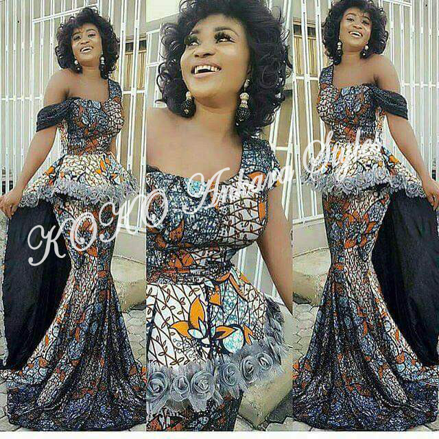 Ankara Styles: Be The Eyes-Popping Attraction In These 5 Styles