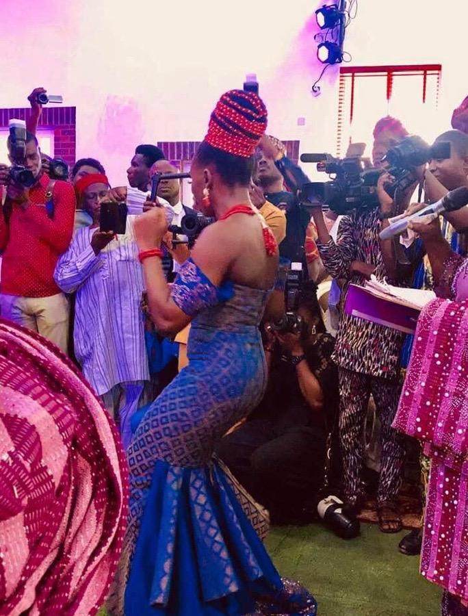 The Insider: Beautiful Photos From Governor Rotimi Akeredolu's Daughter's Wedding 3