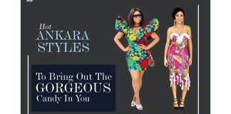 Ankara Styles: Hot Ankara Designs To Bring Out The Gorgeous Candy In You