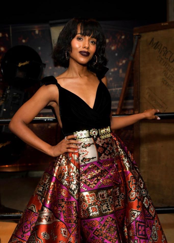 Kerry Washington Is A Stunning Delight In Zuhair Murad As She Attends Toronto International Film Festival 1