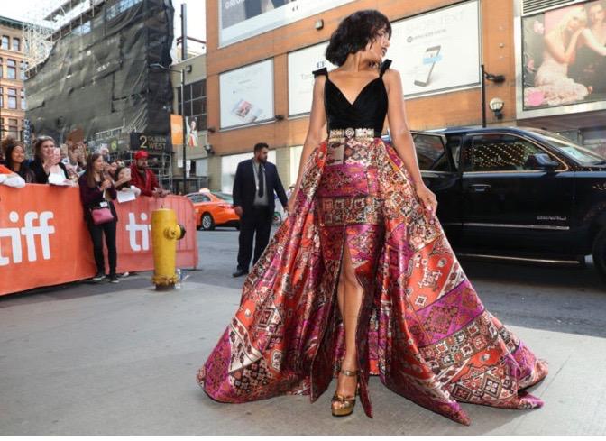 Kerry Washington Is A Stunning Delight In Zuhair Murad As She Attends Toronto International Film Festival 4