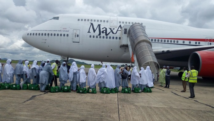 My Plane Did Not Crash Land, We Had An Emergency Landing - Max Air Chairman Lectures Nigerians On Incident 1