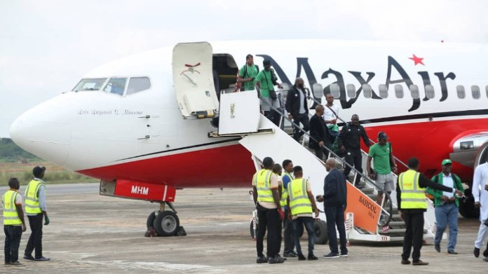 My Plane Did Not Crash Land, We Had An Emergency Landing - Max Air Chairman Lectures Nigerians On Incident 2