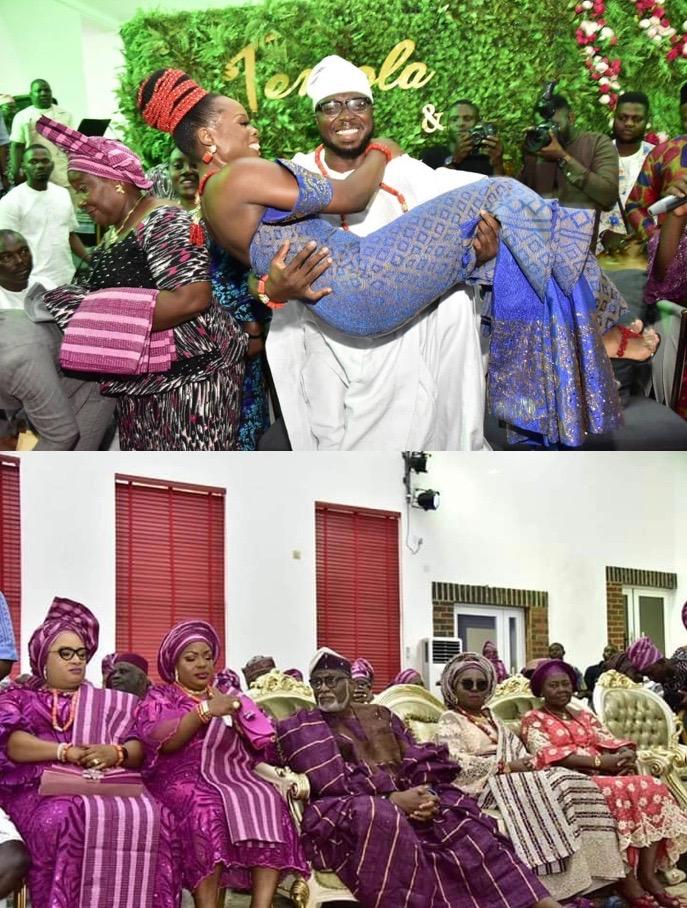 The Insider: Beautiful Photos From Governor Rotimi Akeredolu's Daughter's Wedding 1