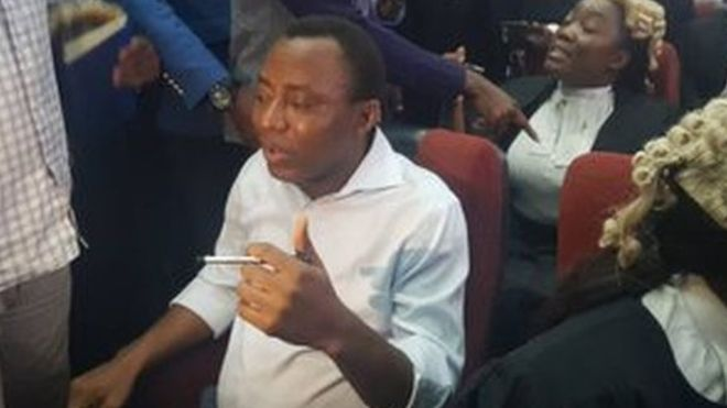 #RevolutionNow: We Are Unaware Of Sowore Meeting His Bail Conditions - DSS 2
