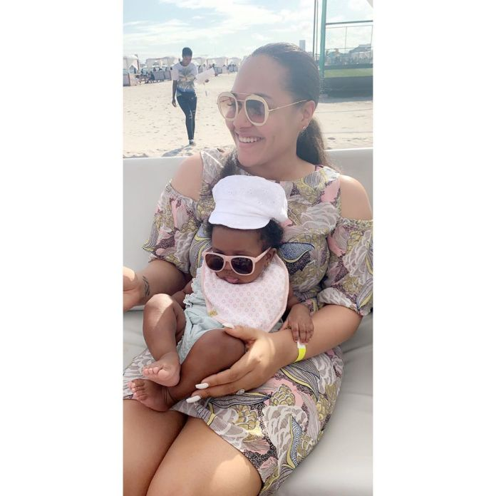 KOKO Junior: Tania Omotayo's Daughter, Sarai, Is All The Cuteness You Need For Today