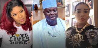 Toyin Vs Lizzy: Mr Latin Weigh In, Appeals To Fans To Be Calm And Investigate Before Reacting