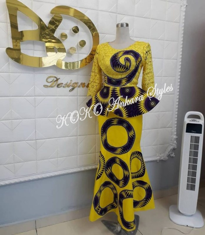 5 Gorgeous Ankara Styles Every Lady Must Own 5