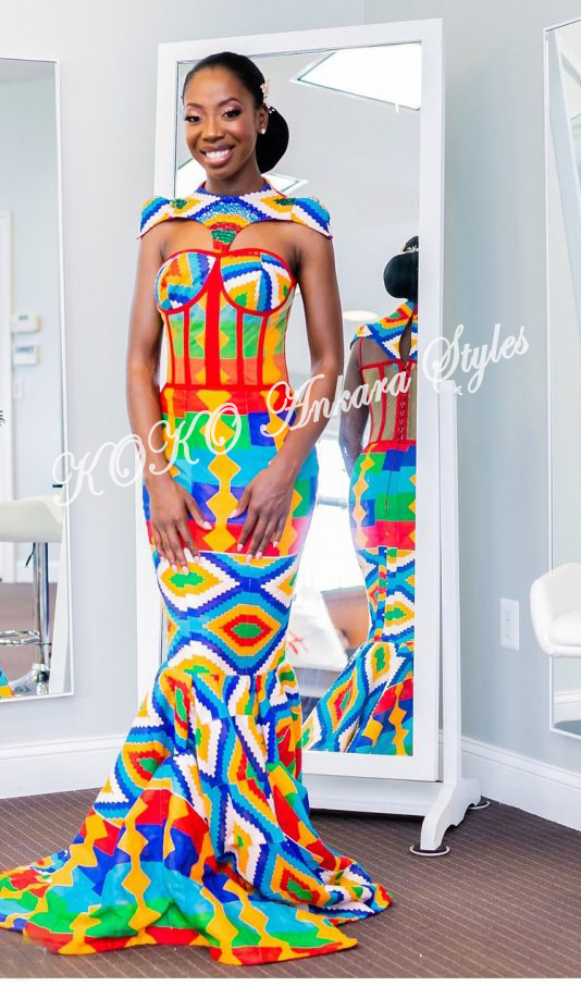 5 Gorgeous Ankara Styles Every Lady Must Own 1