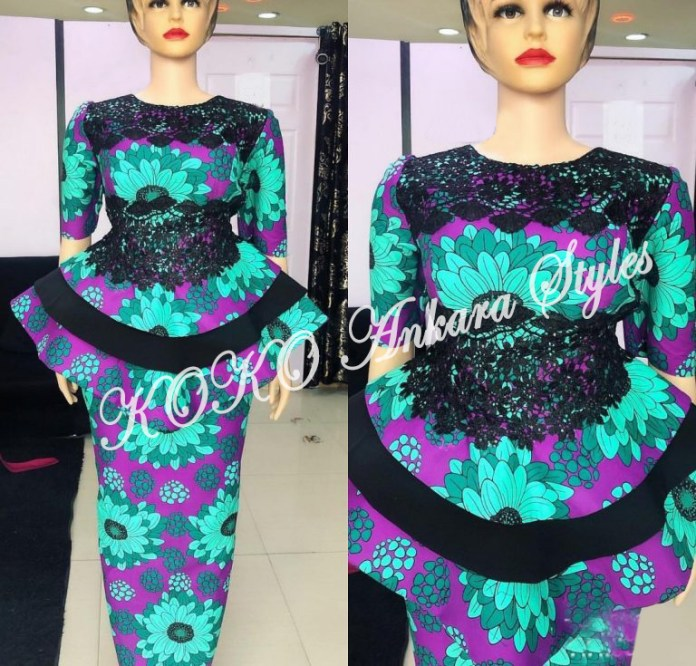 5 Gorgeous Ankara Styles Every Lady Must Own 3