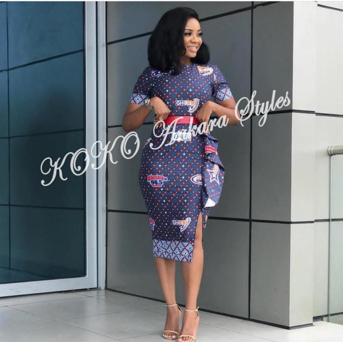 5 Gorgeous Short Ankara Styles For Your Next Owambe