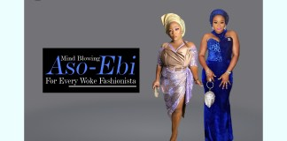 Mind Blowing Aso Ebi Styles For Every Woke Fashionista