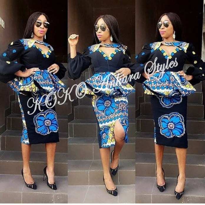 5 Gorgeous Ankara Styles Every Lady Must Own 4