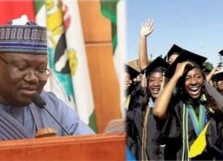 Nigerian Graduates Are Not Productive - Senate President