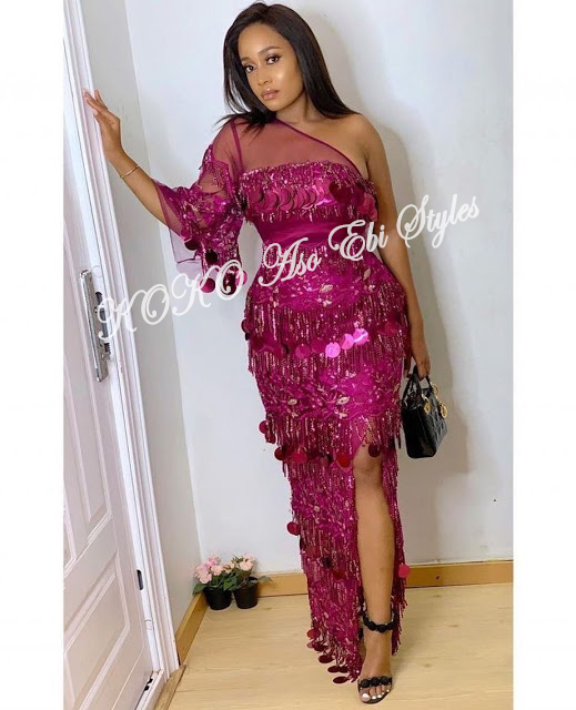 Hotty Hotty! Serve It Hot In These Fab Aso Ebi Styles