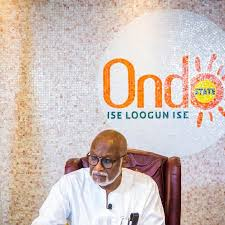 Governor Akeredolu Shut Down Schools In Ondo Over Flood