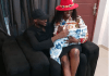 2Baba And Annie Go All Loved Up As They Visit Baby Ire