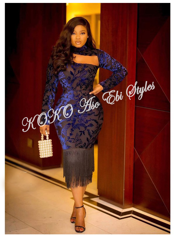 Herald Your Assets In These Magnifique Aso Ebi Styles 1