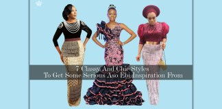 7 Classy And Chic Styles To Get Aso Ebi Styles Inspiration