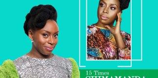 15 Times Chimamanda Ngozi Adichie Totally Gave Us Natural Hair Goals