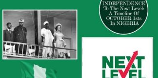 #TBT: From Independence To The Next Level, A Timeline Of October 1sts In Nigeria