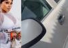 KOKO Cover Girl Halima Abubakar Flaunts New Whip In New Snaps