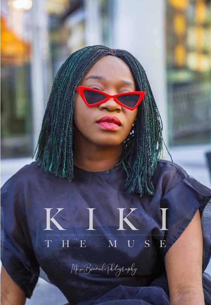 Kiki Mordi Finally Addresses Claims That She Stole The Idea