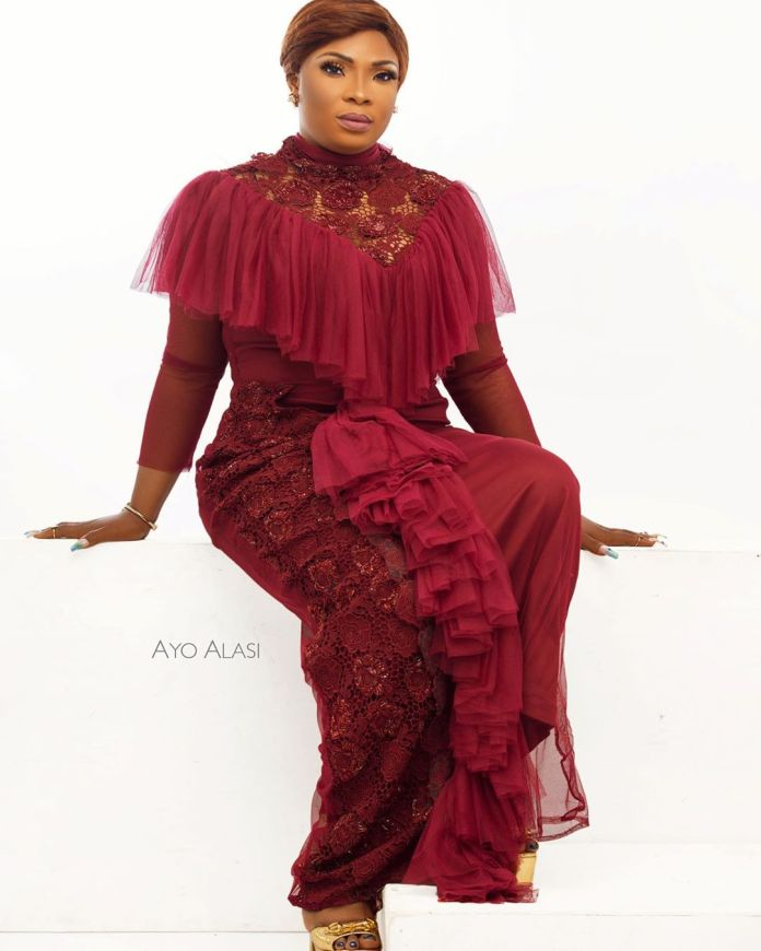Laide Bakare Celebrates 39th Birthday With Hot Snaps 3