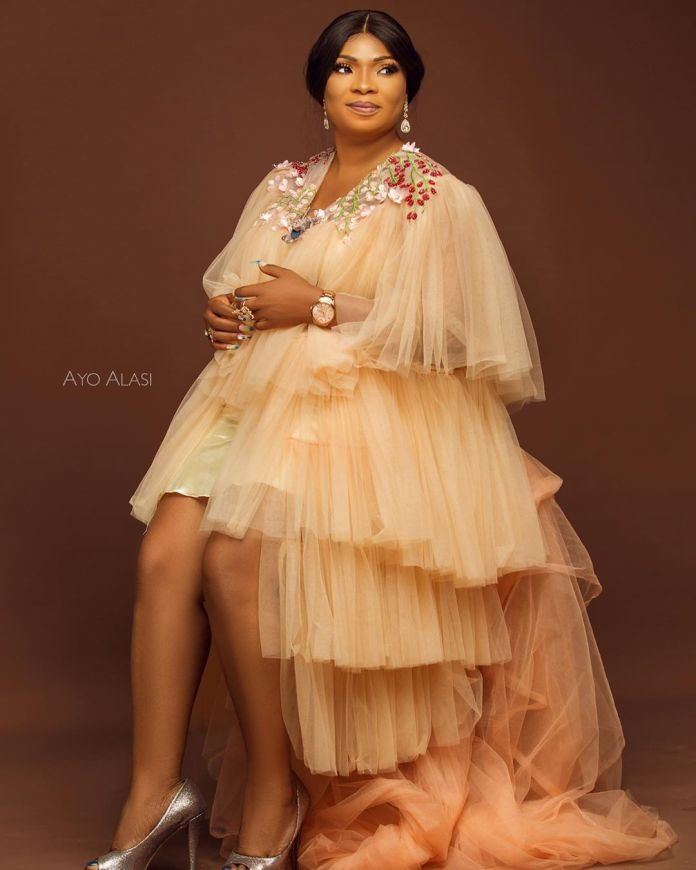 Laide Bakare Celebrates 39th Birthday With Hot Snaps