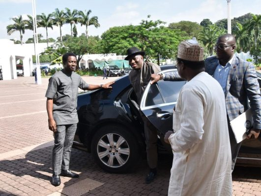 This Is What Really Happened When Former President Goodluck Jonathan Met Buhari At The Presidential Villa 1