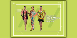 The SSE!!! Simple, Smart and Elegant Ankara Designs To Welcome November With