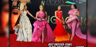 Best Dressed Stars At The AMAA 2019 Red Carpet