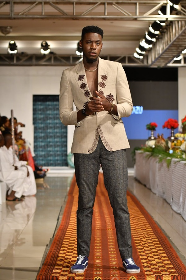 From Wizkid's Epic Dolce & Gabbana Show To Tiwa Savage's Catwalk For Fashion For Relief Walk, See How Nigerian Celebs Are Strutting It On The Runway 20