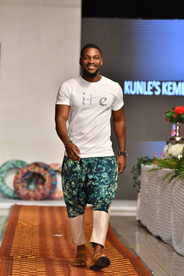 From Wizkid's Epic Dolce & Gabbana Show To Tiwa Savage's Catwalk For Fashion For Relief Walk, See How Nigerian Celebs Are Strutting It On The Runway 21