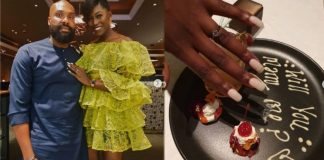 TV Personality Vimbai Mutinhiri Gets Engaged
