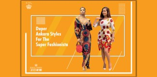 Super Duper Ankara Styles For The Super Duper Fashionista