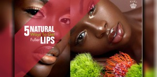 Beauty: 5 Natural Ways To Get Fuller, Plumper Lips