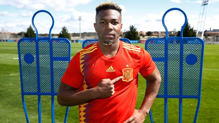 Wolves Winger Adama Traore Switches Nationality From Spain To Mali 3