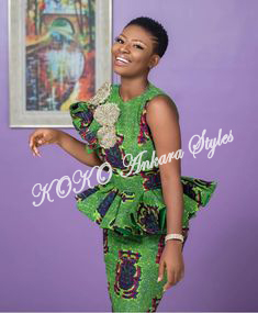 Stay Chic And Elegant In These Africa Print Styles 4