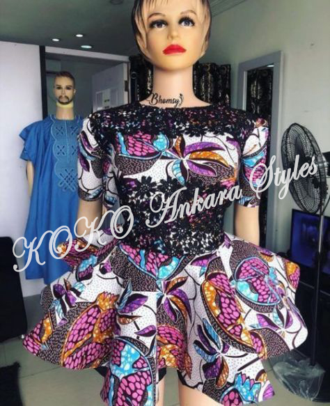 Look Office Smart And Stylish In These 5 Stunning Ankara Tops 4