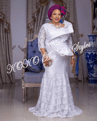 Flaunt Your Royalty In These Beautiful Aso Ebi Styles