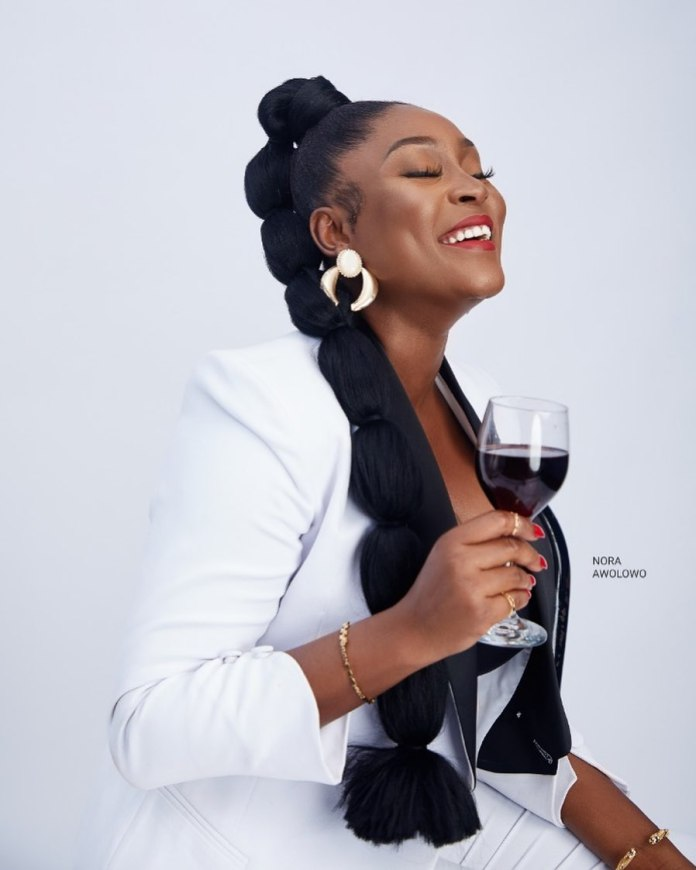 KOKO's Cover Star Lota Chukwu Exudes Glamour In New Birthday Snaps 2