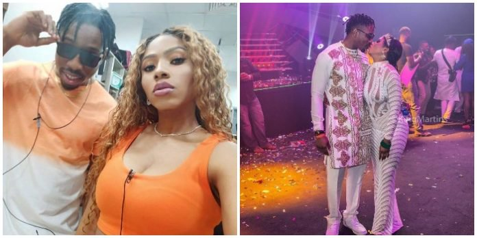 Bonnie And Clyde! 7 Beautiful Images Of Mercy Eke and Ike Onyema That Will Give You Couple Goals 8